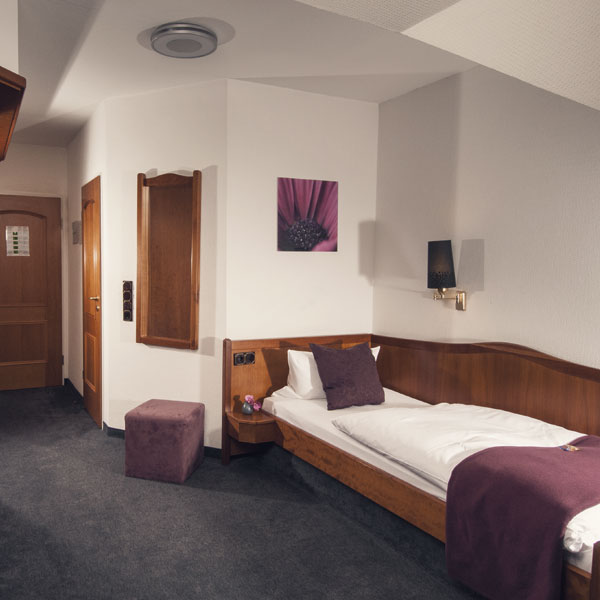 Twinzimmer im Hotel Frechener Hof