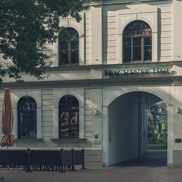 Außenansicht Hotel Frechener Hof